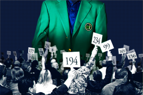 The Insane Grey Market For Augusta National's Green Jackets