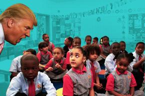 "The Terrifying ""Trump Effect"" On America's Schools"