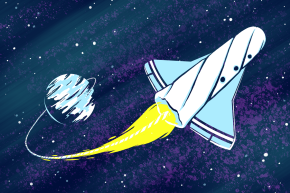 What It's Like To Get Your Period In Outer Space
