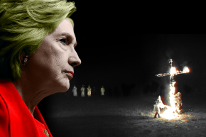 Ku Klux Klan Claims $20K In Clinton Donations