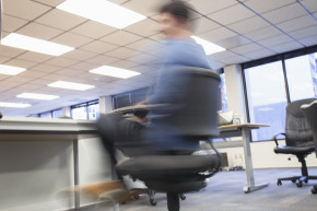 How Fidgeting At Your Desk Can Help You Live Longer