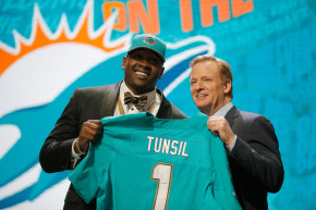 Bong Rips And Hacked Social Media: Laremy Tunsil's NFL Draft Night