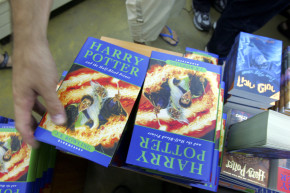 Harry Potter Book Was Protected From Leaks By British Spies