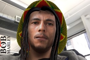 What Was Snapchat Thinking With Its Blackface Bob Marley Filter?