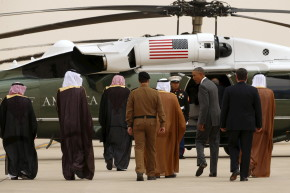 Saudi-U.S. Tensions Haven't Slowed Obama's Weapons Spigot