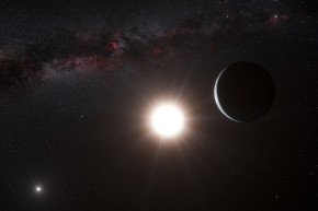 Tiny, Laser-Propelled Spaceships Will Take Us To Alpha Centauri