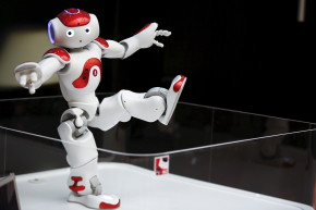 What Happens When Scientists Ask People To Touch A Robot's Butt