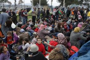 Asylum Seekers Focus On Sudan As Gateway To Europe