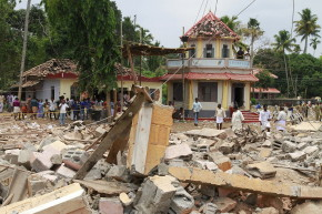 Death Toll Rises In South Indian Temple Fire