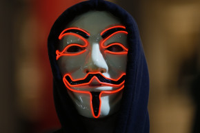 Israelis Mock Anonymous' #OpIsrael Hacking Campaign