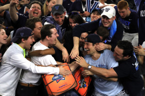 White Villanova Students Riot After Big Win? Awww, Boys Will Be Boys