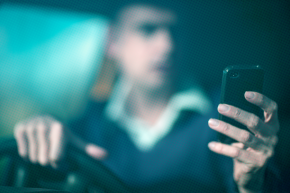Texting A Person While They're Driving Could Land You In Jail