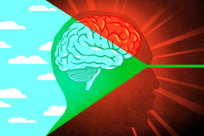 New Therapy Would Treat Migraines With Light