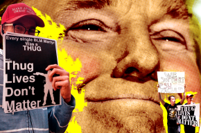 How Trump's Student Fringe Trolled Their Way To Viral Fame