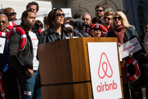 Airbnb Sued For Letting Hosts Be Racist