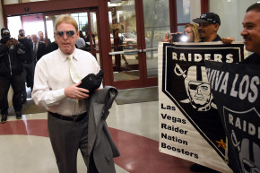 The Raiders Want $1.4 Billion From Vegas, For Free