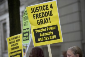 Freddie Gray Verdict: Why It's Hard To Convict A Cop