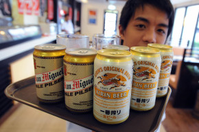 A Japanese Baseball Player's Year Of Free Beer, Calculated