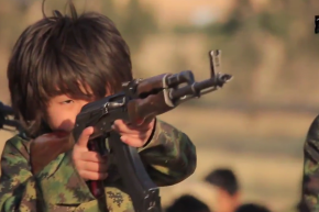 New ISIS Video Reveals Training Camp For Young Asian Boys In Syria