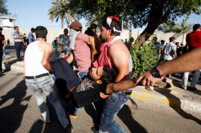 Gunfire, Violence Erupt Inside Baghdad's Green Zone — Again