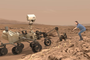 Vacation To Mars This Summer