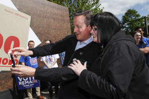Why Britain's Prime Minister David Cameron Is Getting On Tinder