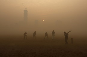 Air Pollution Is Choking Cities In Low-Income Countries