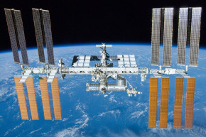 The ISS Circled Earth For The 100,000th Time
