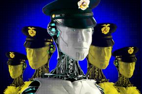 Dubai Is Building A Robot Police Force