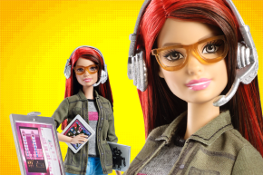 Game Developer Barbie Is Here To Fix The Tech Gender Imbalance