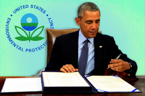 Obama Grants EPA Power To Protect You From Being Poisoned