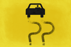 If A Crash Is Unavoidable, Who Does A Driverless Car Hit?