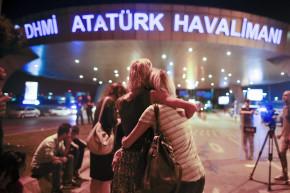 Turkey Is The New Ground Zero For Terror