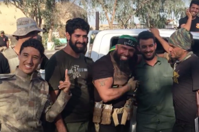 "Iraq's ISIS-Slaying ""Angel Of Death"" Resurfaces Outside Of Fallujah"