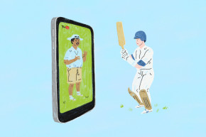 How YouTube Brought Cricket Mania To NYC