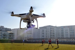 Drones Set To Replace Waterboys, Seriously