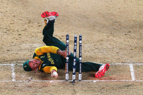 Robot Failure Causes Cricket Scandal, For Real
