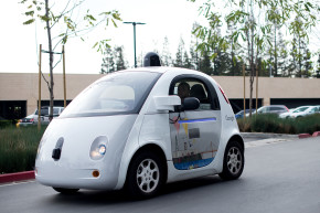 Google's Self-Driving Car Is Learning How To Honk