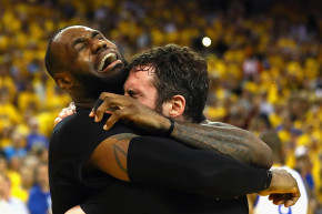 The Cavs Beat The Warriors And Science