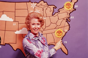 The US Weather Forecasting Model Kind Of Stinks