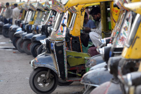 Uber Faces A Three-Wheeled Competitor In Pakistan