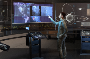 Pentagon Wants To Develop Space Command Center Straight Out Of Sci-Fi