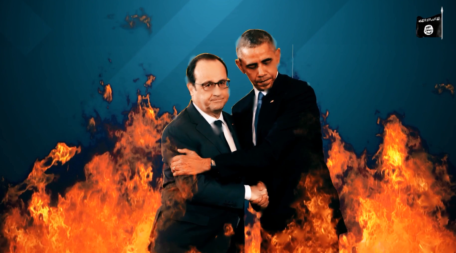 ISIS VIDEO OBAMA HOLLAND