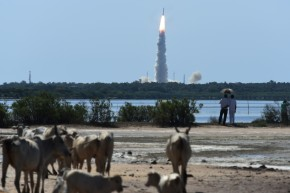 India Launches 20 Satellites On A Single Rocket
