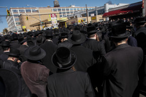 There's A Disturbing Rise In Anti-Semitic Assaults In The US