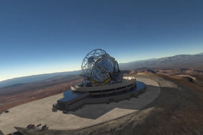 The Telescope So Big It Has 'Extremely Large' In Its Name