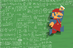 How Playing Super Mario Bros Can Be Harder Than Calculus