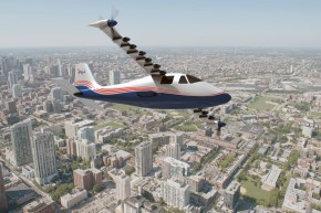 NASA Is Building A Fully Battery-Powered Plane