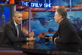 The Daily Show And President Obama's Late Night Legacy