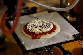 3D Printer Can Print You A Pizza